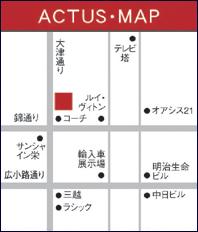 ACTUS・MAP